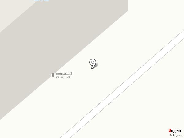 Ласточка на карте Дудинки