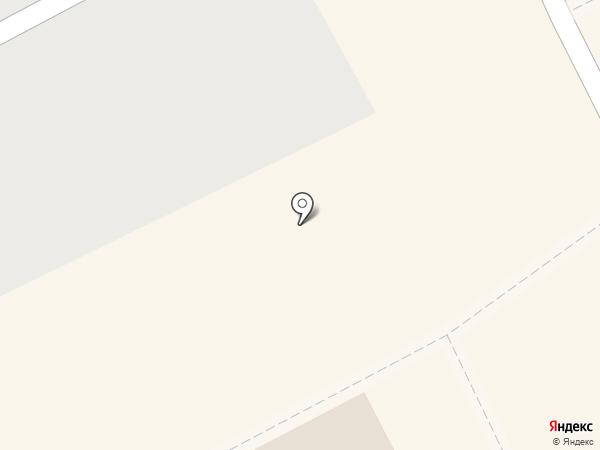 Киоск по продаже фастфудной продукции на карте Кемерово