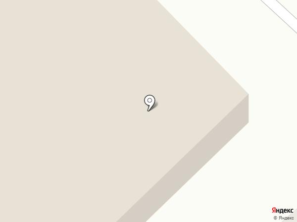 Лотос на карте Дудинки