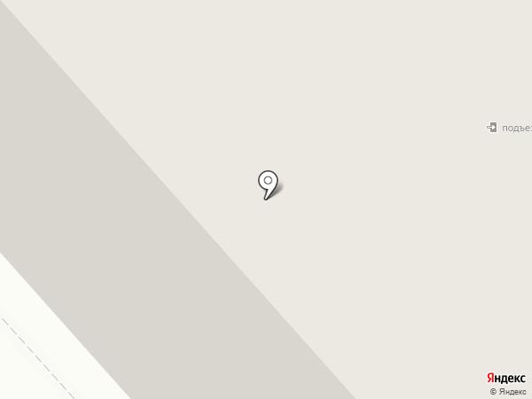Теремок на карте Дудинки