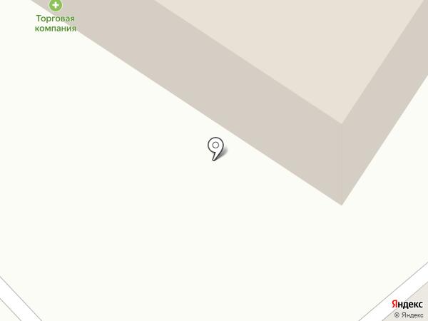 Торговая компания на карте Дудинки