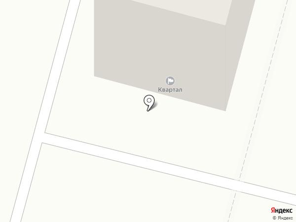 FEDOROVA BEAUTY ROOM на карте Ленинска-Кузнецкого
