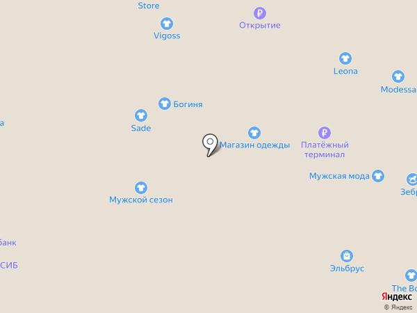 San-Vilis на карте Кемерово