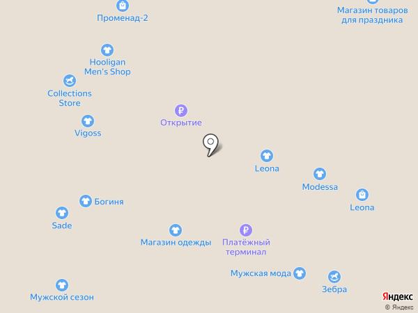 Elite sport на карте Кемерово
