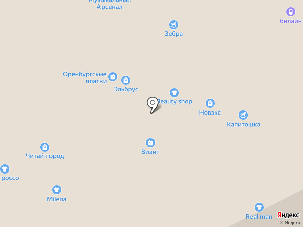 SportX на карте Кемерово