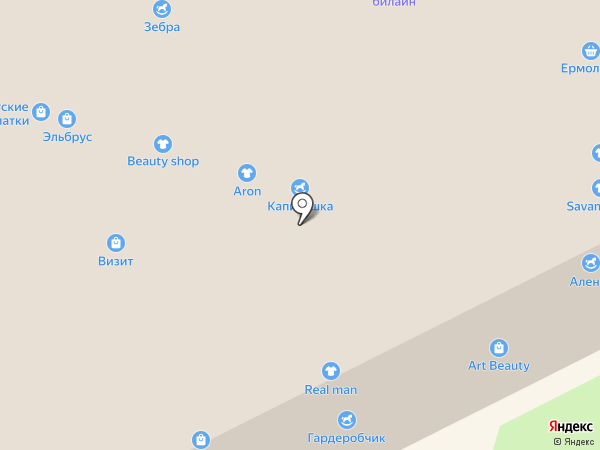 НОВЭКС на карте Кемерово