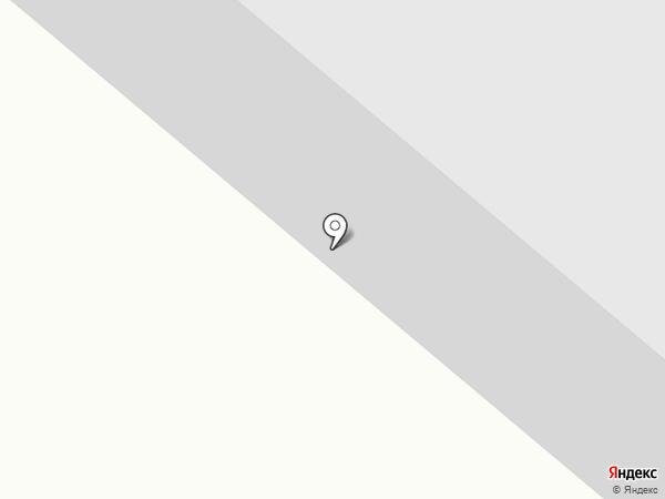 Заря на карте Дудинки