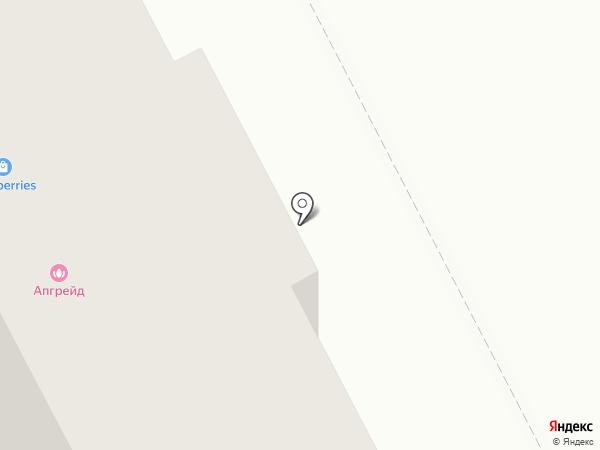 Милена на карте Кемерово