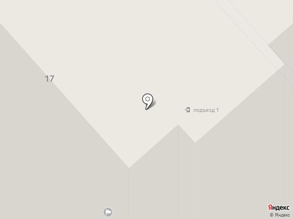 Комитет по управлению муниципальным имуществом г. Дудинка на карте Дудинки