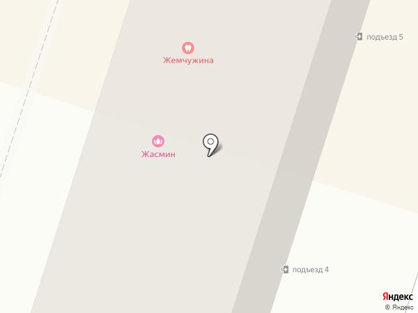 Вьюнок на карте Ленинска-Кузнецкого