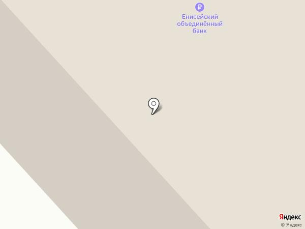 Аварийно-диспетчерская служба на карте Дудинки