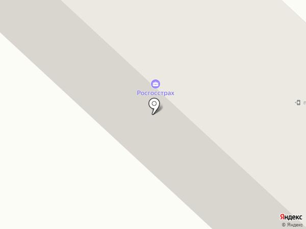 Аленка на карте Ленинска-Кузнецкого