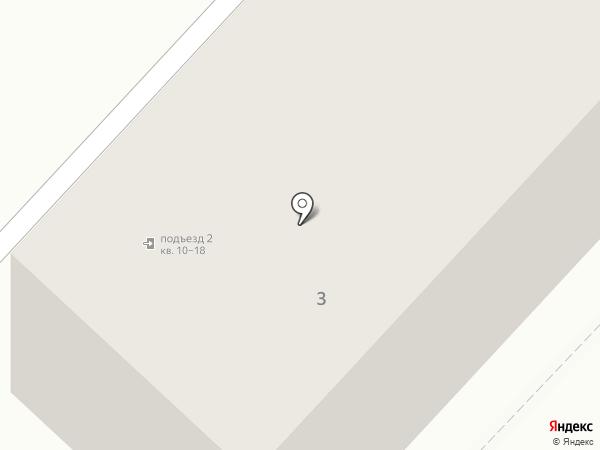 Детская поликлиника №2 на карте Ленинска-Кузнецкого