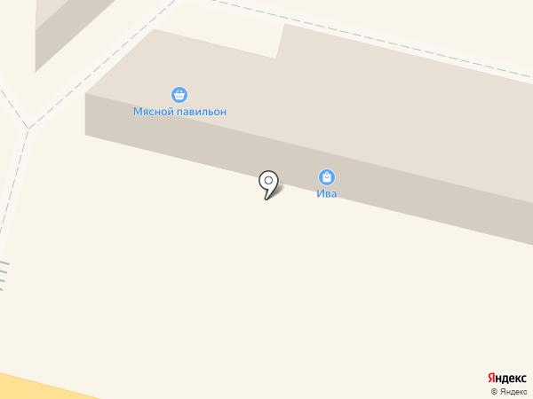 Тюльпан на карте Ленинска-Кузнецкого