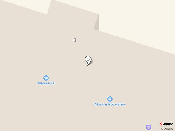 ЛедиС на карте Ленинска-Кузнецкого