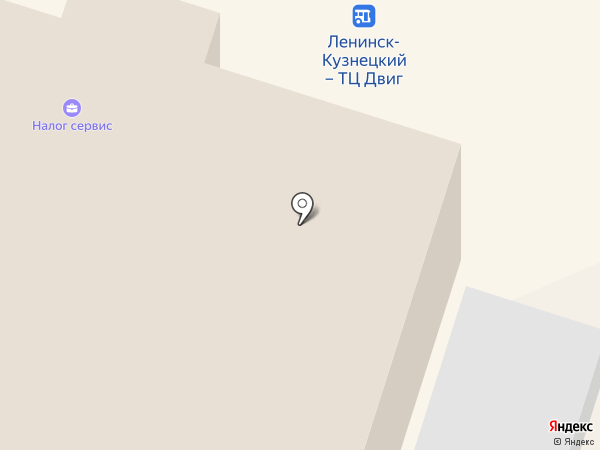 TelePay на карте Ленинска-Кузнецкого