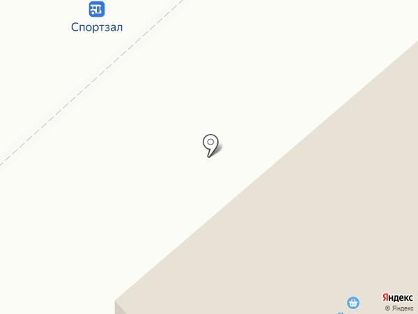 Магазин посуды на карте Дудинки