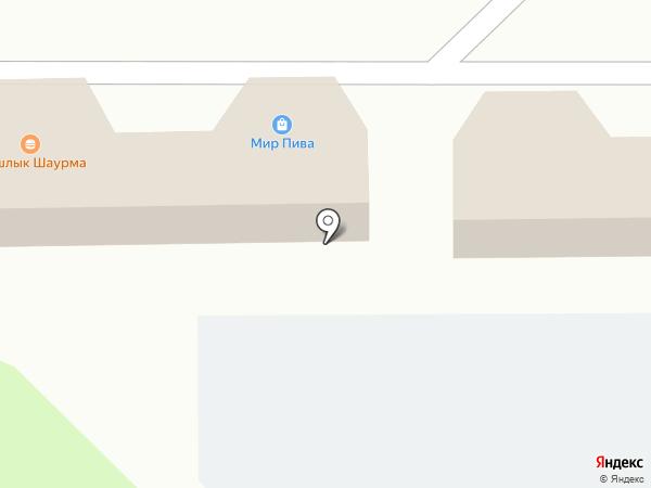Киоск кондитерских изделий на карте Кемерово