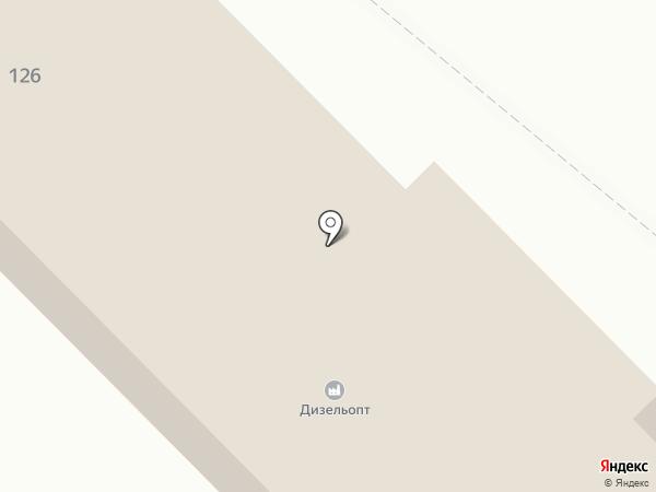 Гелла на карте Ленинска-Кузнецкого