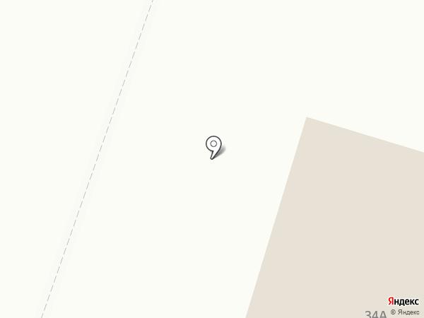 Лега на карте Дудинки
