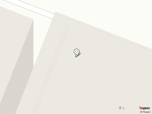 Салон красоты на карте Дудинки