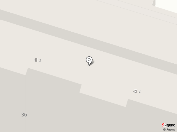 Андреич на карте Кемерово