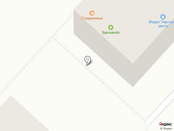 Новосибирская птицефабрика-Кузбасс на карте Ленинска-Кузнецкого