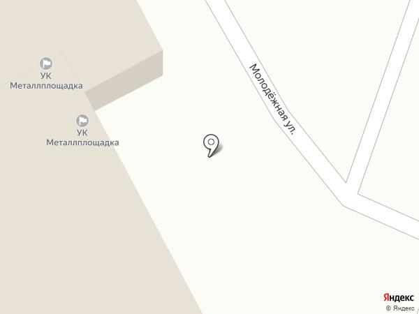 ЖКХ Суховский на карте Металлплощадки