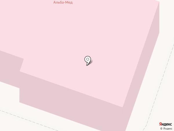Центр МРТ Альба-Мед на карте Металлплощадки