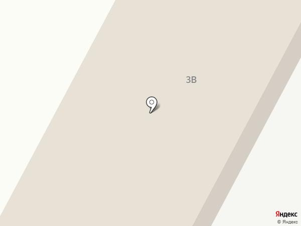 Добрый стол на карте Ленинска-Кузнецкого