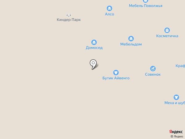 Alizze на карте Ленинска-Кузнецкого