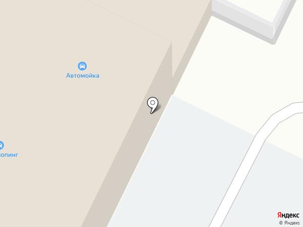 Автошопинг на карте Ленинска-Кузнецкого