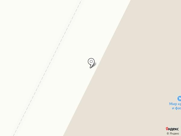 Меховое ателье на карте Ленинска-Кузнецкого