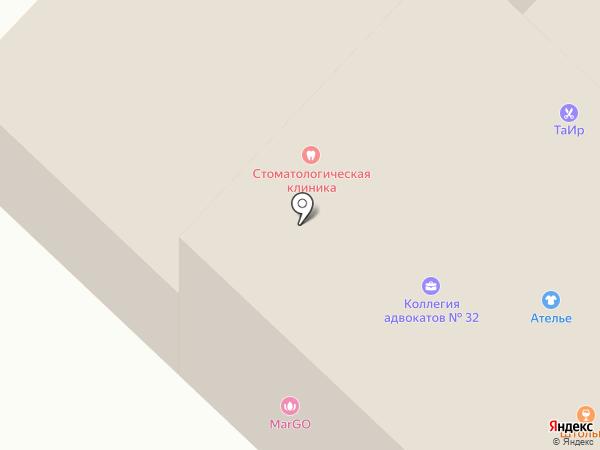 СибСтройРесурс на карте Ленинска-Кузнецкого