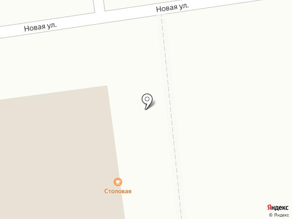 Столовая на карте Металлплощадки