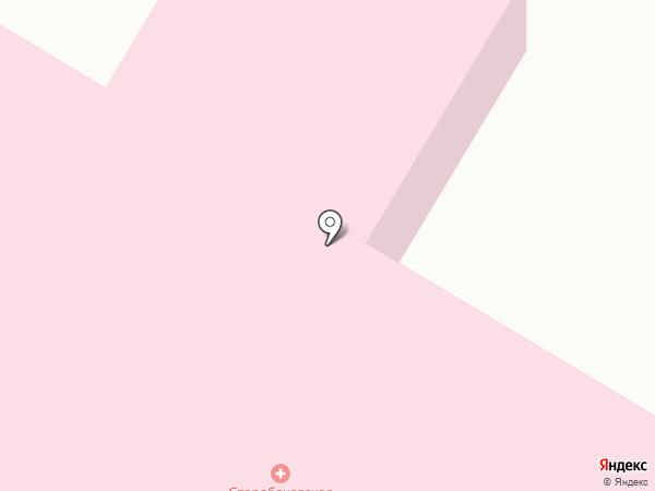 Врачебная амбулатория на карте Старобачатов