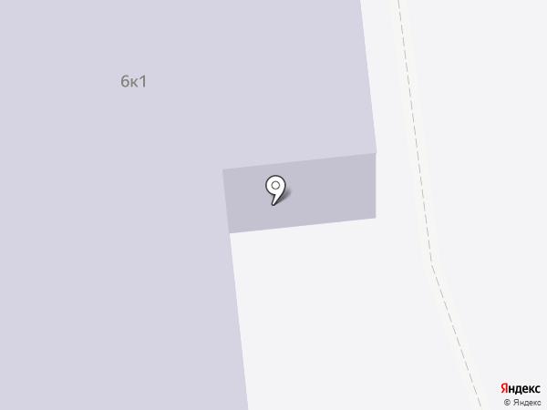 Детский сад на карте Металлплощадки
