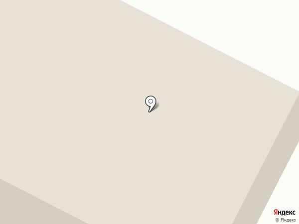 Продовольственный магазин на ул. Стройплощадка на карте Дудинки