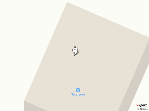 Лукоморье на карте Дудинки