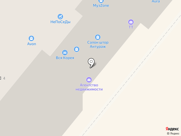 Коллегия юристов на карте Ленинска-Кузнецкого