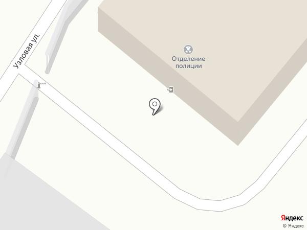 Отдел ГИБДД на карте Ленинска-Кузнецкого