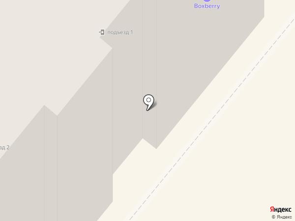 ДоброДеньги на карте Ленинска-Кузнецкого