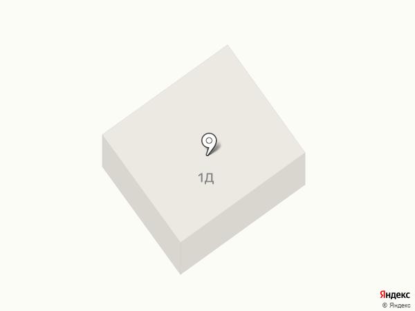 Ареал на карте Ленинска-Кузнецкого