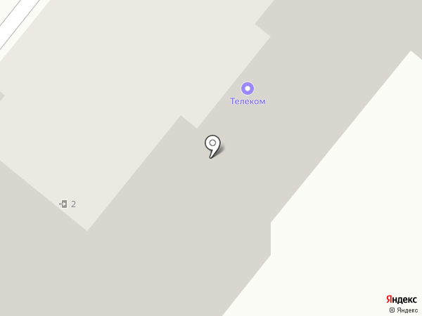 Телеком на карте Ленинска-Кузнецкого