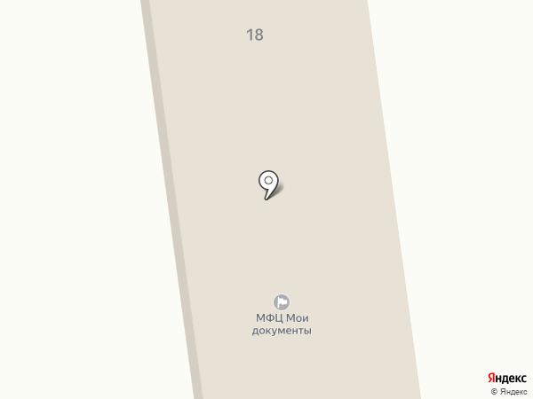 Врачебная амбулатория на карте Металлплощадки
