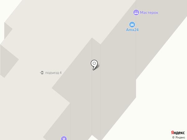 Barhat на карте Ленинска-Кузнецкого