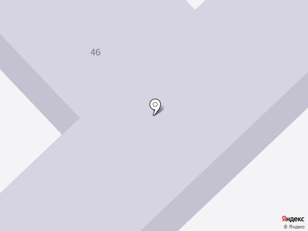 Бачатская специальная (коррекционная) школа-интернат VIII вида на карте Старобачатов