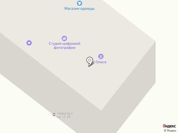 У Елены на карте Ленинска-Кузнецкого