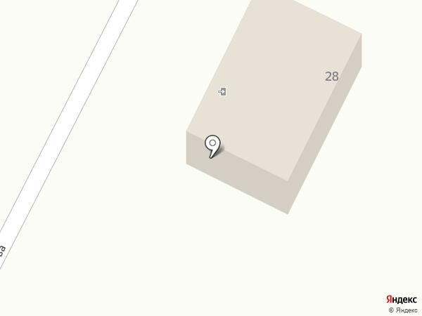 Удачный на карте Ленинска-Кузнецкого