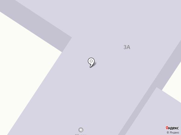 Андреевская основная общеобразовательная школа на карте Андреевки